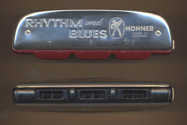 hohner rhythm blues chord harmonicas. Black Bedroom Furniture Sets. Home Design Ideas